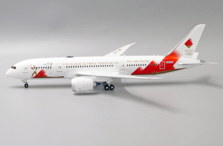 JAL/ANA Torch Relay - Boeing 787-8 (JC Wings 1:200)