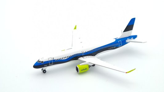 Air Baltic - Airbus A220-300 (Herpa Wings 1:500)