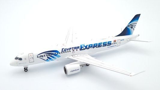 Egyptair Express - Airbus A220-300 (Herpa Wings 1:200)