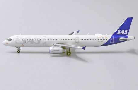 SAS Scandinavian Airlines - Airbus A321 (JC Wings 1:400)