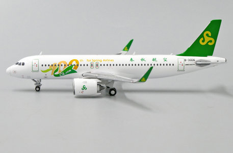 Spring Airlines - Airbus A320neo (JC Wings 1:400)
