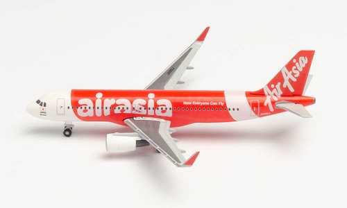 Air Asia Japan - Airbus A320 (Herpa Wings 1:500)