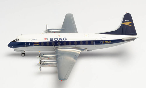 BOAC - Vickers Viscount 700 (Herpa Wings 1:200)
