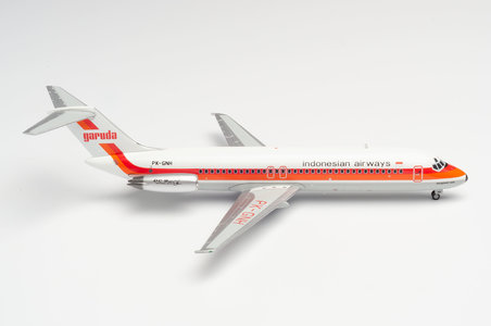 Garuda Indonesia - Douglas DC-9-30 (Herpa Wings 1:200)