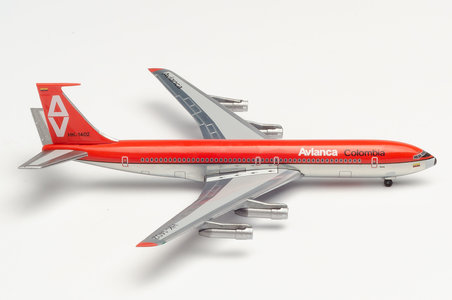 Avianca - Boeing 707-300 (Herpa Wings 1:500)