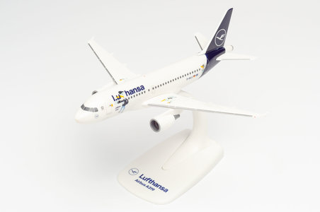 Lufthansa - Airbus A319 (Herpa Snap-Fit 1:200)
