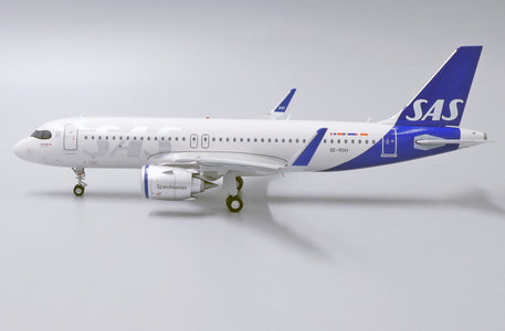 SAS Scandinavian Airlines - Airbus A320neo (JC Wings 1:200)