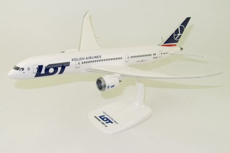 LOT Polish Airlines - Boeing 787-9 (PPC 1:200)