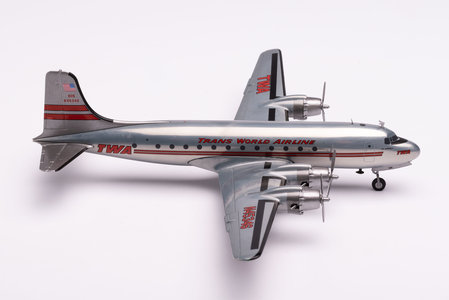 TWA - Trans World Airlines - Douglas DC-4 (Herpa Wings 1:200)