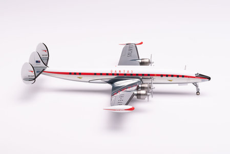 Qantas - Lockheed L-1049G Super Constellation (Herpa Wings 1:200)