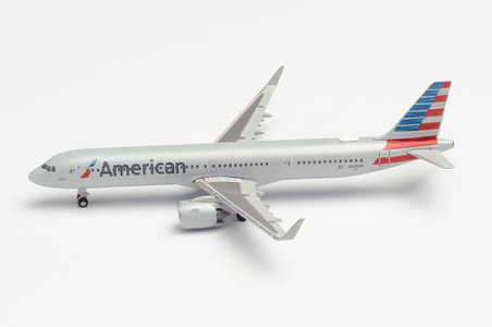 American Airlines - Airbus A321neo (Herpa Wings 1:500)