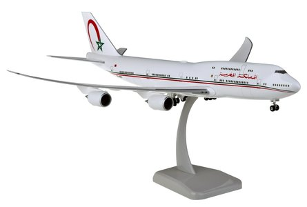 Morocco Government - Boeing 747-8 (Hogan 1:200)