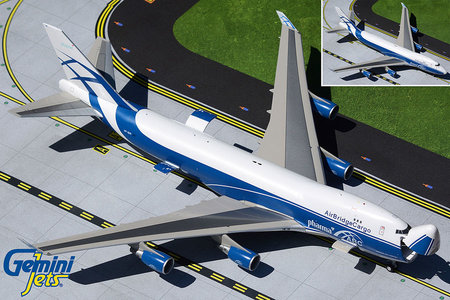 Air Bridge Cargo - Boeing 747-400F (GeminiJets 1:200)