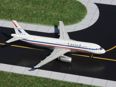 United Airlines - Airbus A320-200 (GeminiJets 1:400)