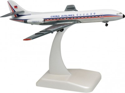 China Airlines - Sud Aviation Caravelle (Hogan 1:200)