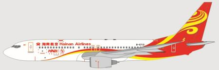 Hainan Airlines - Boeing 737-84P (Witty Wings 1:400)