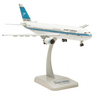 Kuwait Airways - Airbus A300-600R (Hogan 1:200)