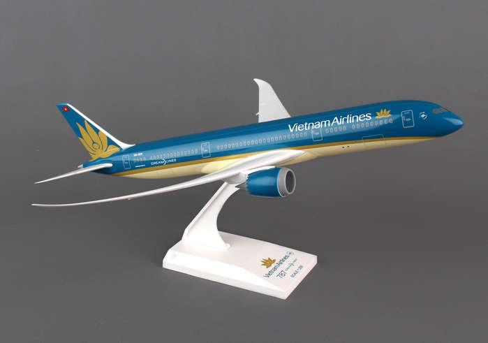 Scalemodelstore Com Skymarks 1 200 Skr828 Vietnam Airlines Boeing 787 9