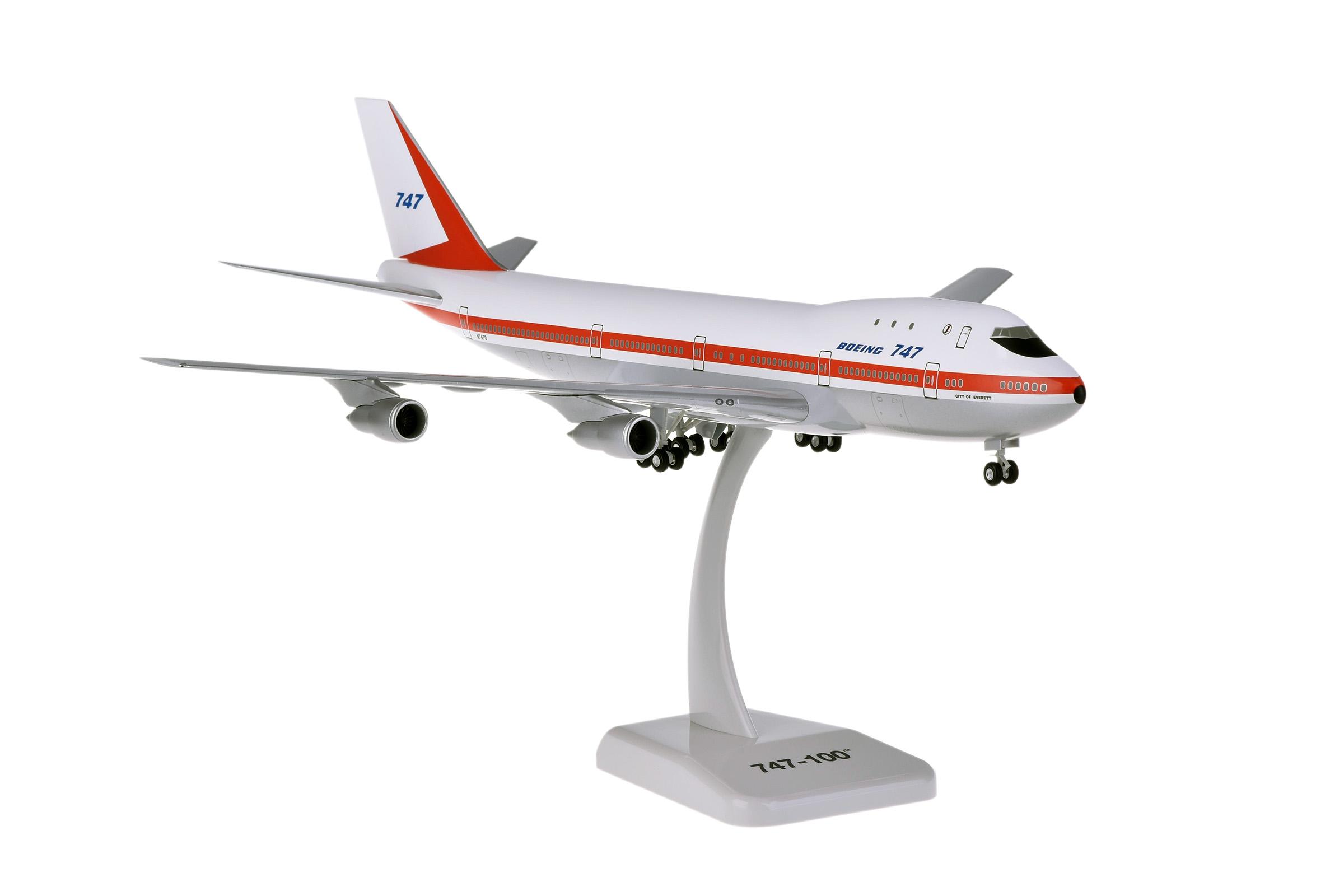 Hogan Wings 1:200 boeing 767-300f boeing House color li3770 modellairport 500