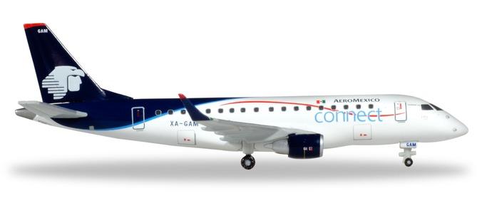 Herpa 562621 Hop Air France Embraer E170 F-HBXE 1:400