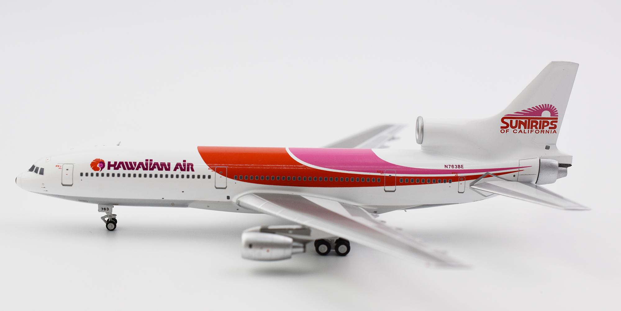 NG Model 1:400 Hawaiian L1011-1 N763BE /& Herpa Wings Catalogue