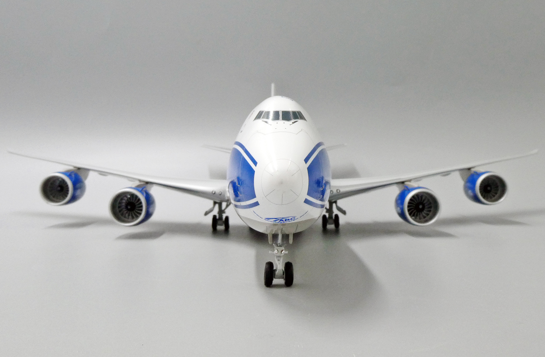 Mod/èle davion Fini Large Corps 1//200 Pont passagers de la/éroport JC Wings