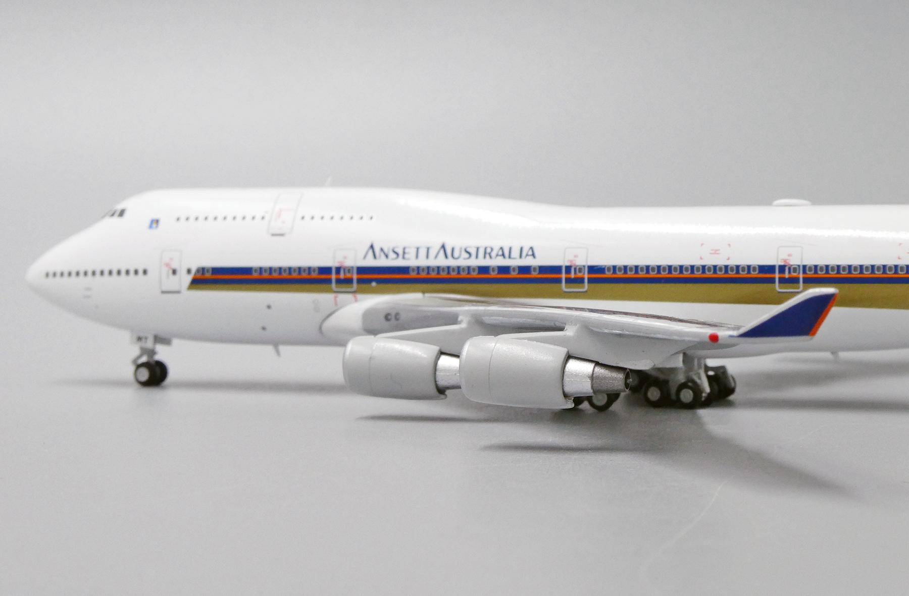 Herpa Wings 1:500 Ansett Australia 747-400