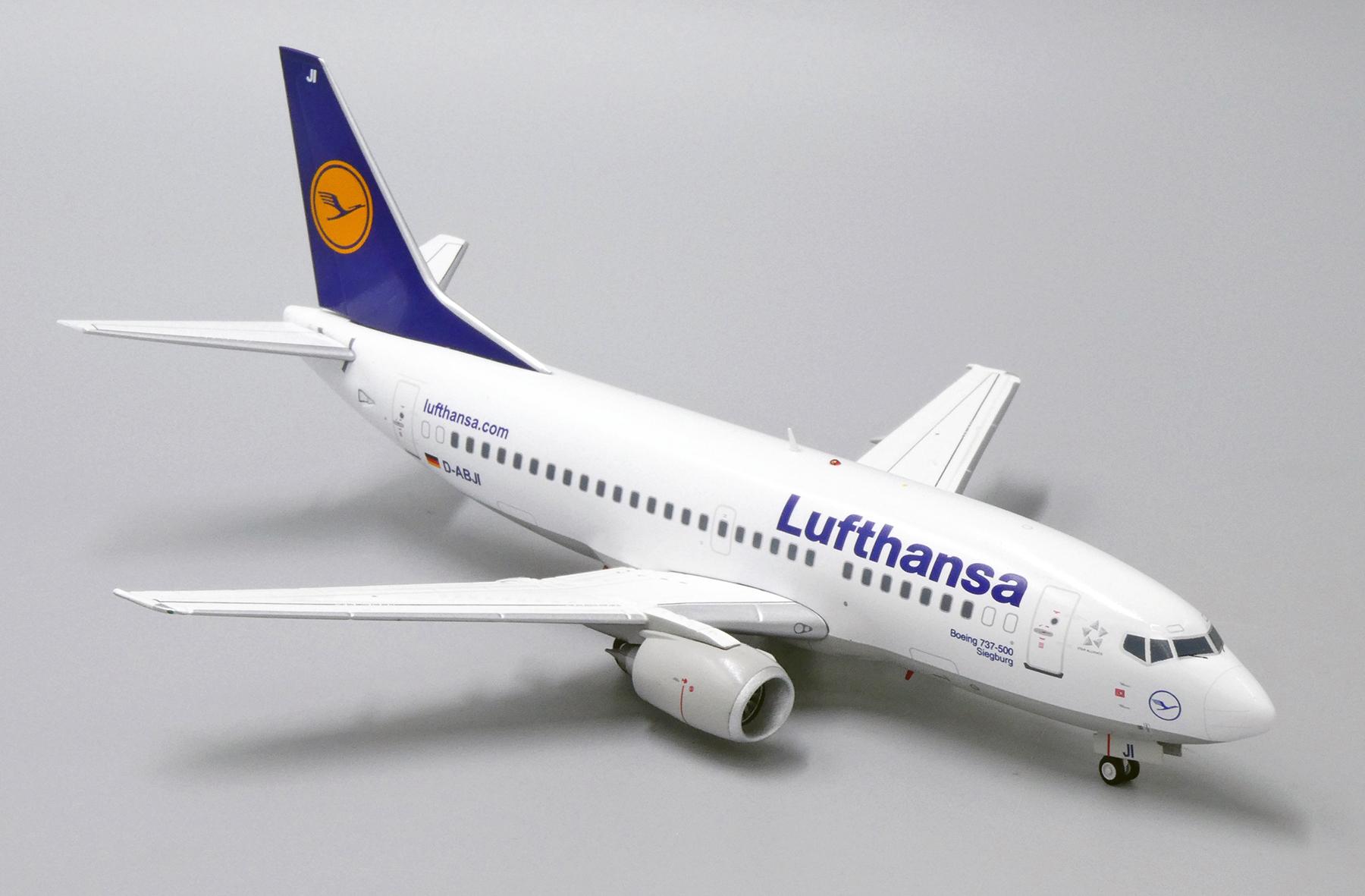 Scalemodelstore Com Jc Wings 1 200 Xx2379 Lufthansa Boeing 737 500