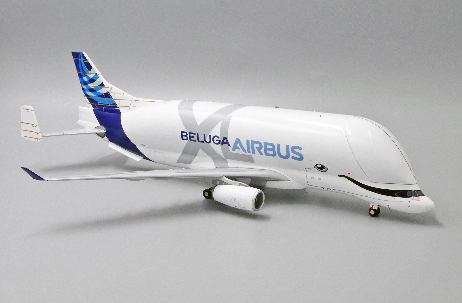 JCWINGS LH2227 1//200 AIRBUS TRANSPORT INTERNATIONAL A330-743L BELUGA F-WBXL W//S