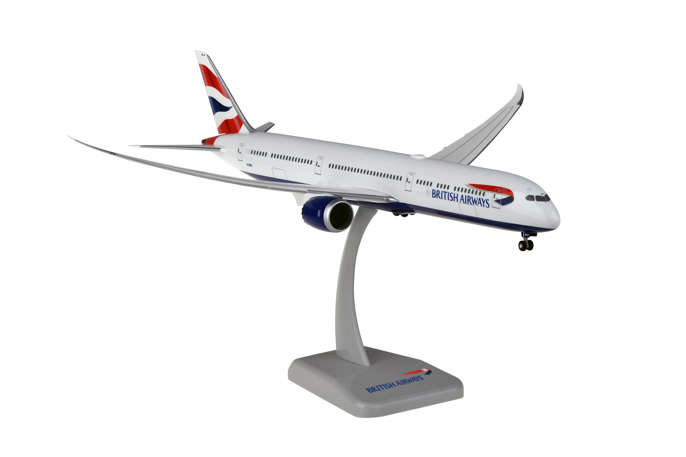 British Airways Boeing 787-10
