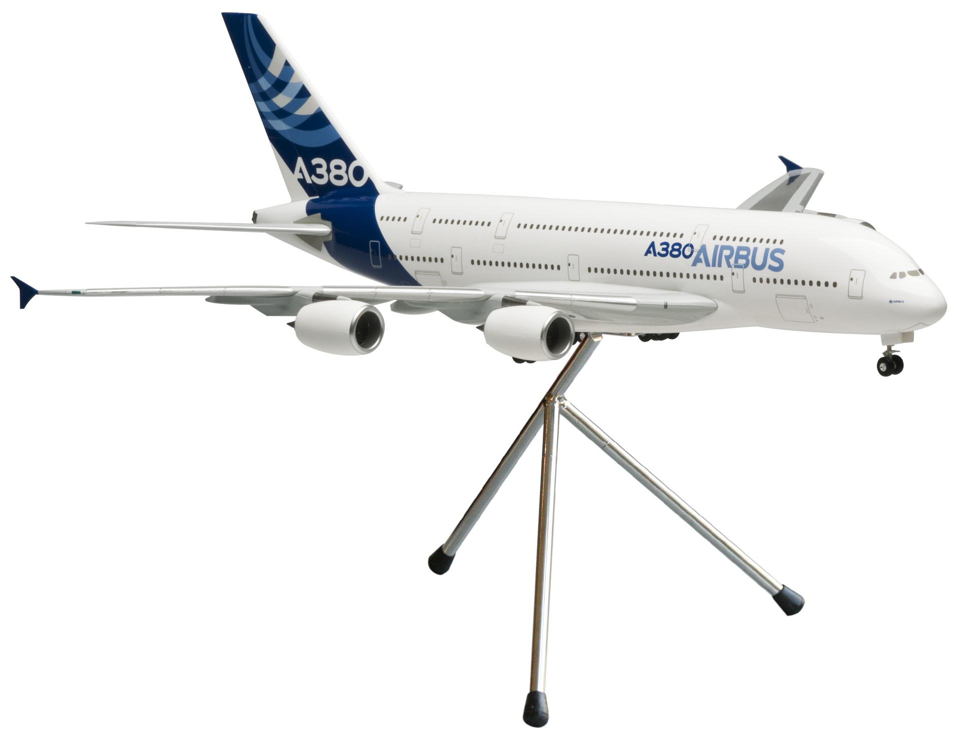 Scale model airbus 1 200 a380hc airbus for Modellino concorde