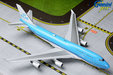 KLM Royal Dutch Airlines - Boeing 747-400M (GeminiJets 1:400)