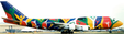 South African Airlines - Boeing 747-300 (JC Wings 1:200)