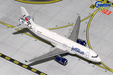 jetBlue Airways - Airbus A320-200 (GeminiJets 1:400)