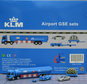 KLM - Airport GSE set 5 (JC Wings 1:200)
